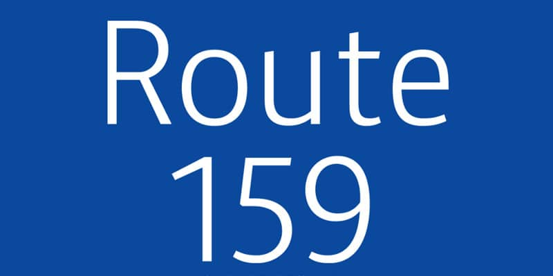 Route 159