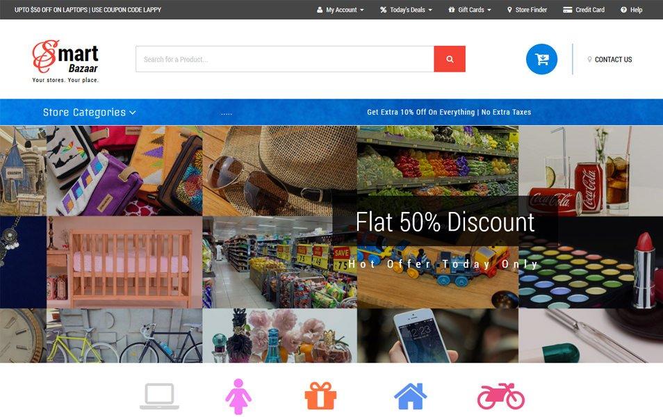 Smart Bazaar