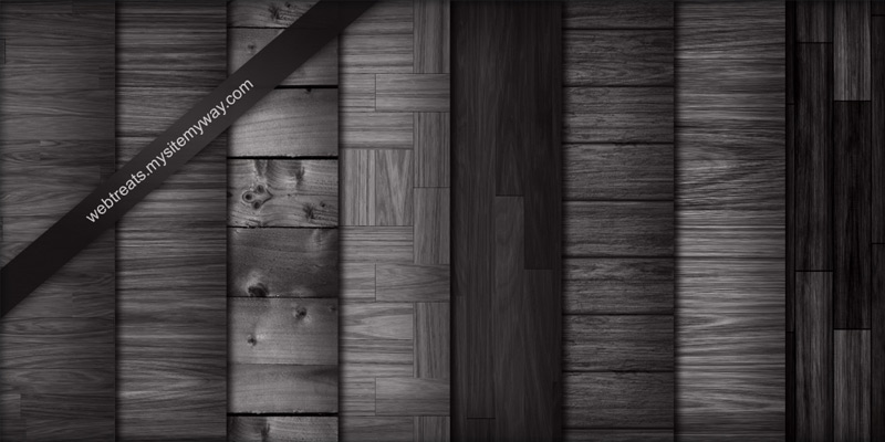 Tileable-Dark-Wood-Texture-Patterns
