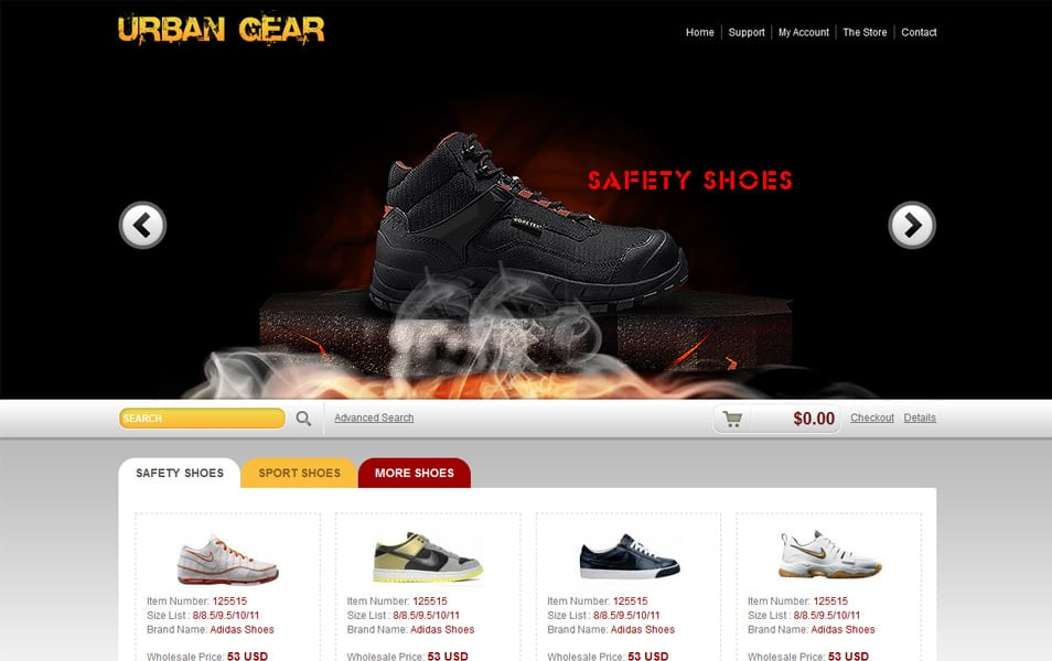 Wing the Air HTML Template