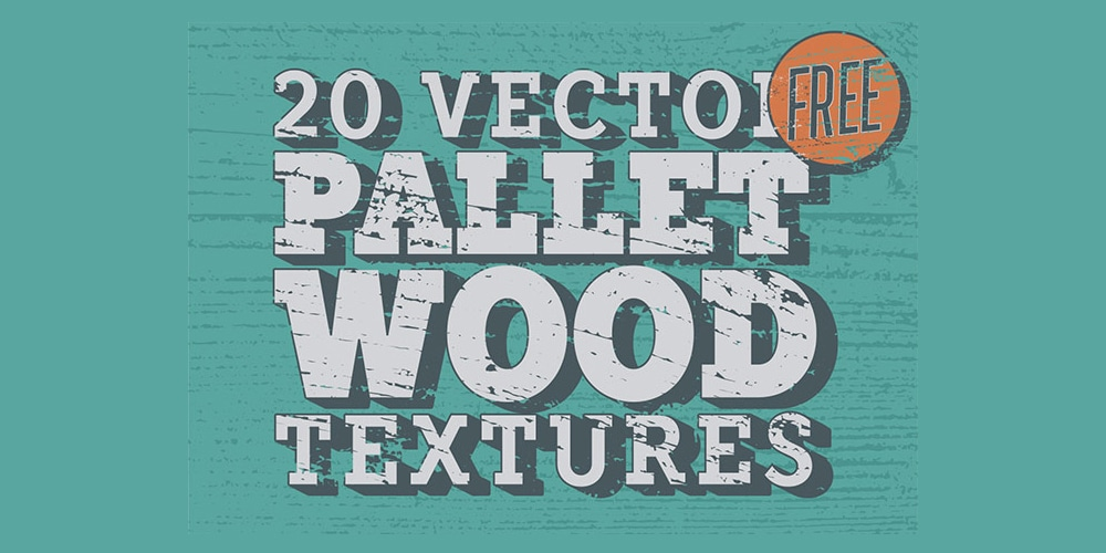 Free-Vector-Pallet-Wood-Textures