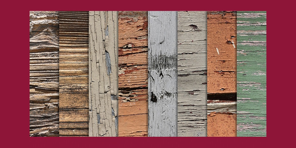 Free Weathered Wood Textures