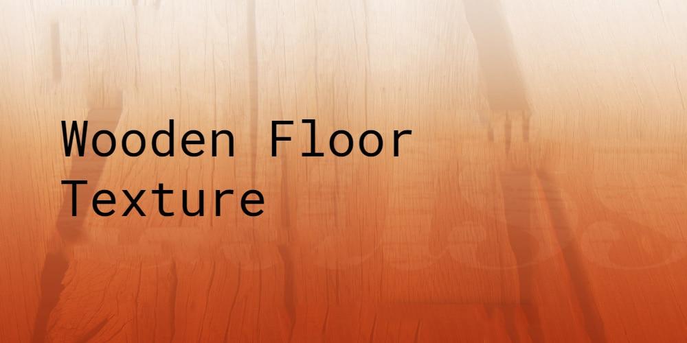 Free Wooden Floor Texture