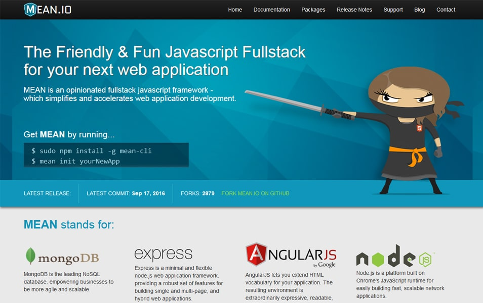 100 best nodejs frameworks css author mean is a framework for an easy starting point with mongodb nodejs express and angularjs based applications malvernweather