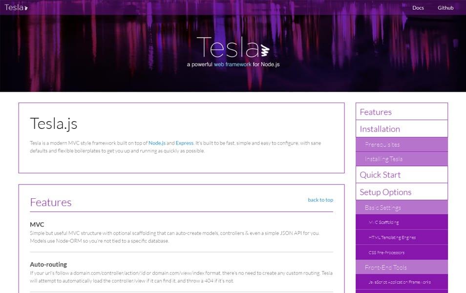 Tesla.js