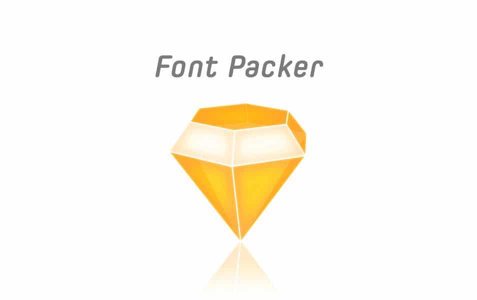 Font Packer