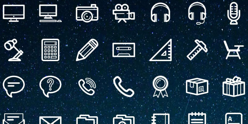 Free Web and App UI Icons