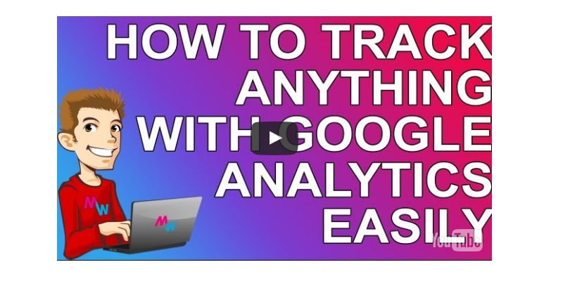 Google Analytics Event Tracking Tutorial