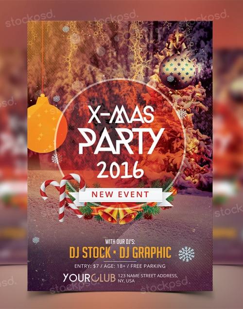 X-Mas Party 2016