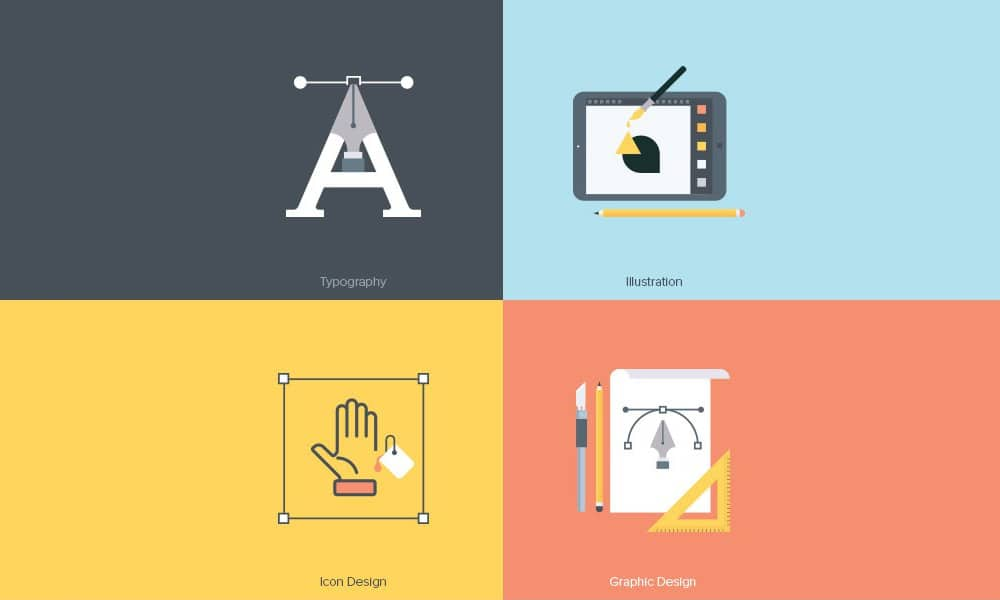 Creative Fields Icons
