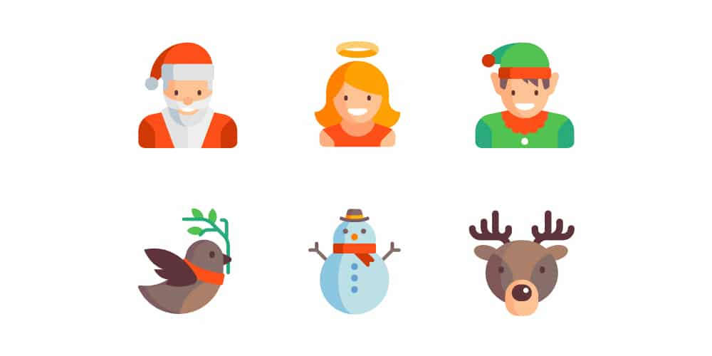 Free Amazing Christmas Icons