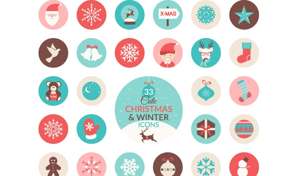 free-christmas-and-winter-icons