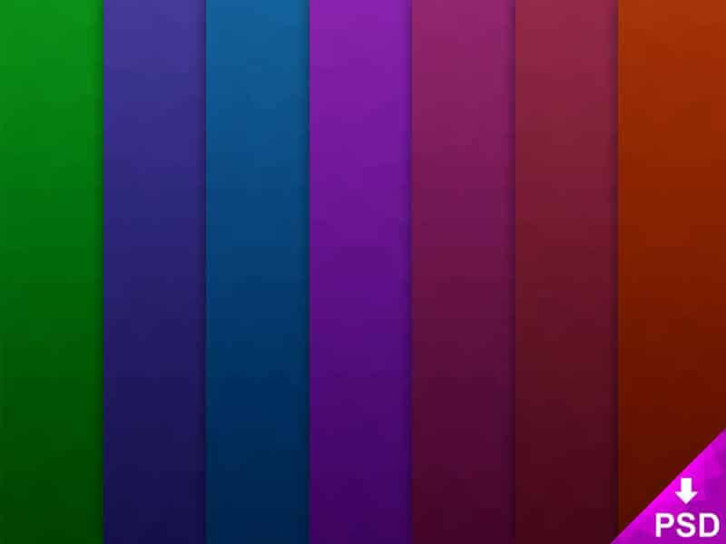 Free Colorful Backgrounds PSD