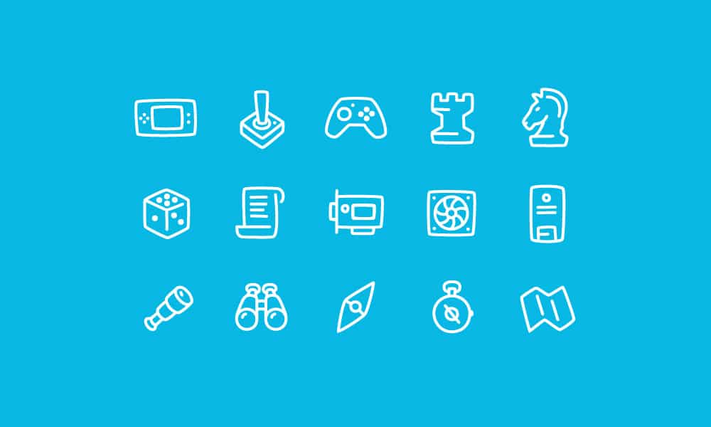 Free Office And General Use Icons