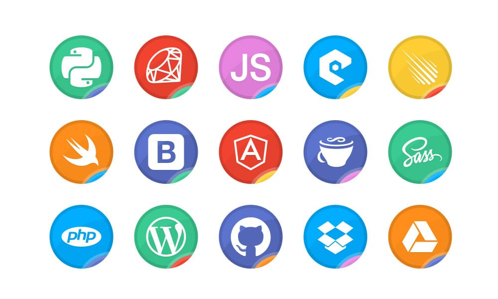 Free Web Developer Icons