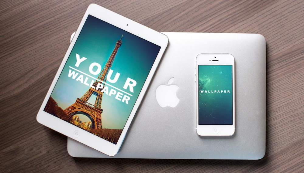 Iphone & Ipad Mockup PSD