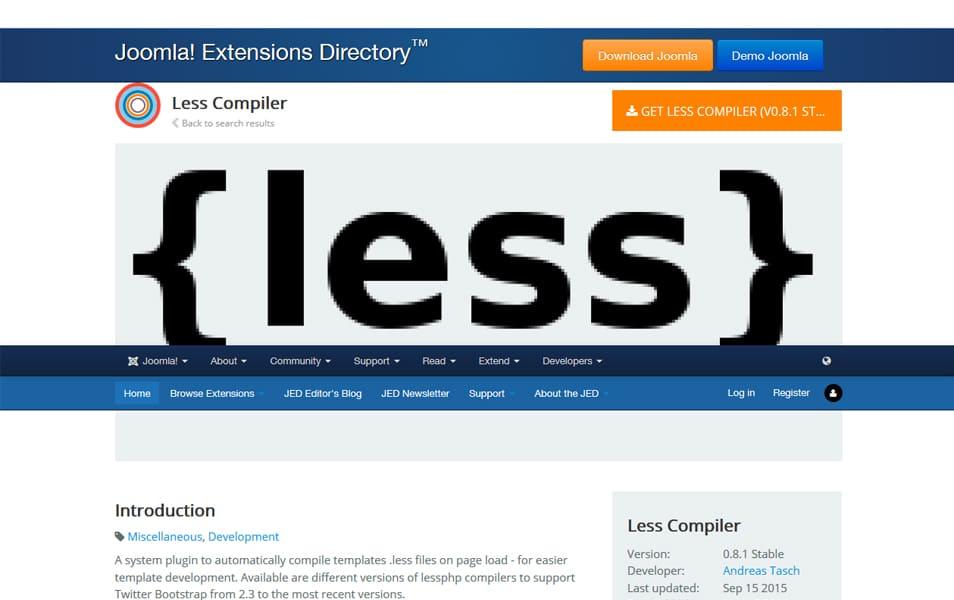 Less Compiler