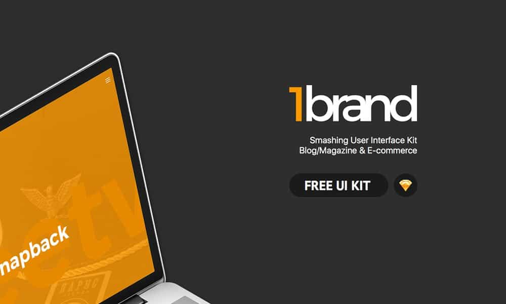 One Brand UI Kit