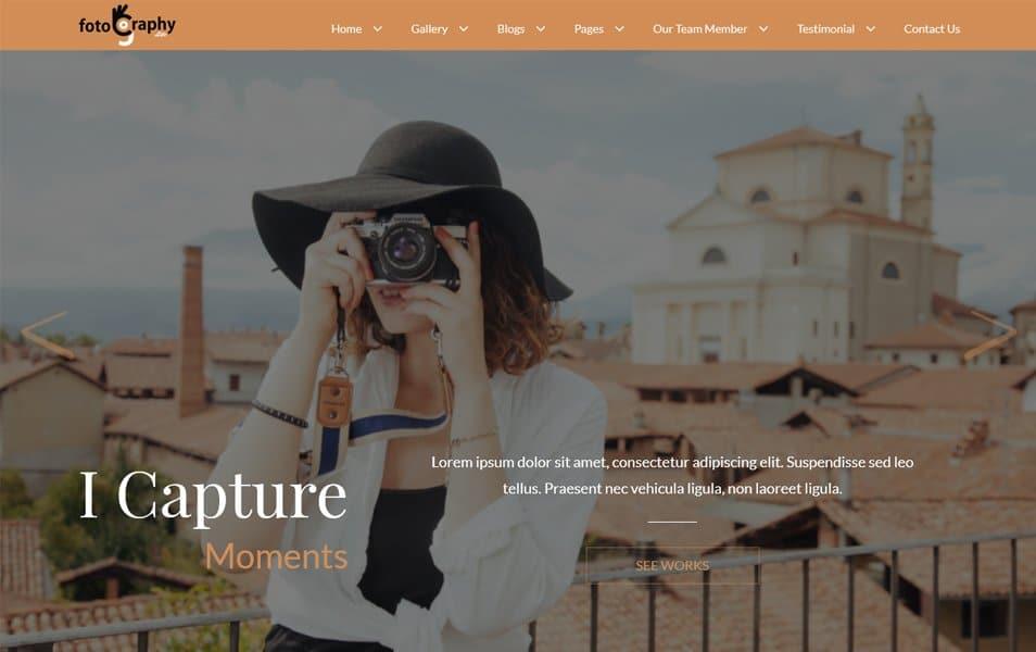 FotoGraphy Responsive WordPress Theme