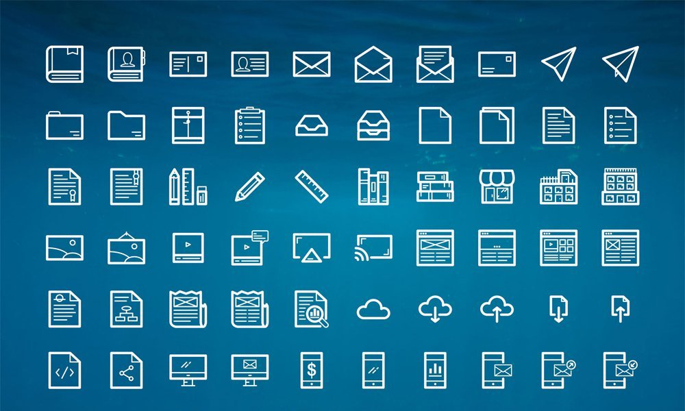 Free Annual Report Icons