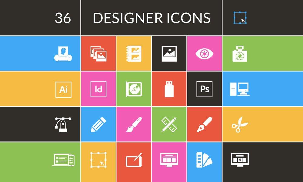 Free Designer Icons