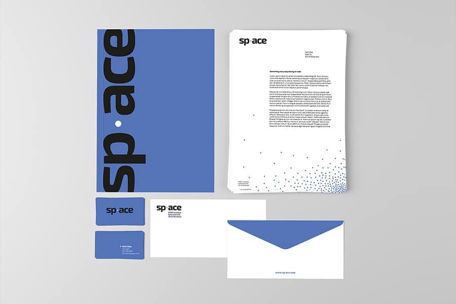 Brand Identity Mockup PSD