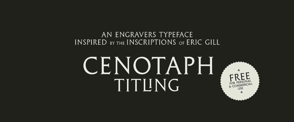Cenotaph Titling