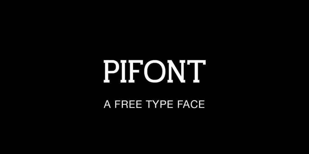 Pifont