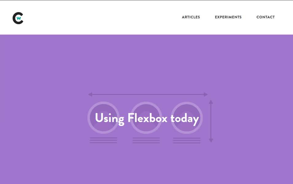 Using Flexbox today