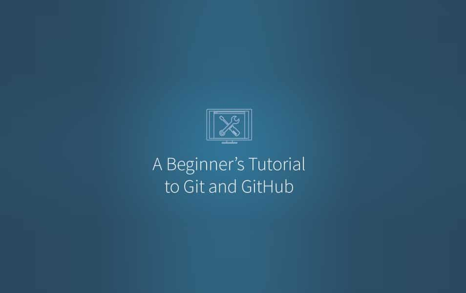 A Beginner's Git and GitHub Tutorial