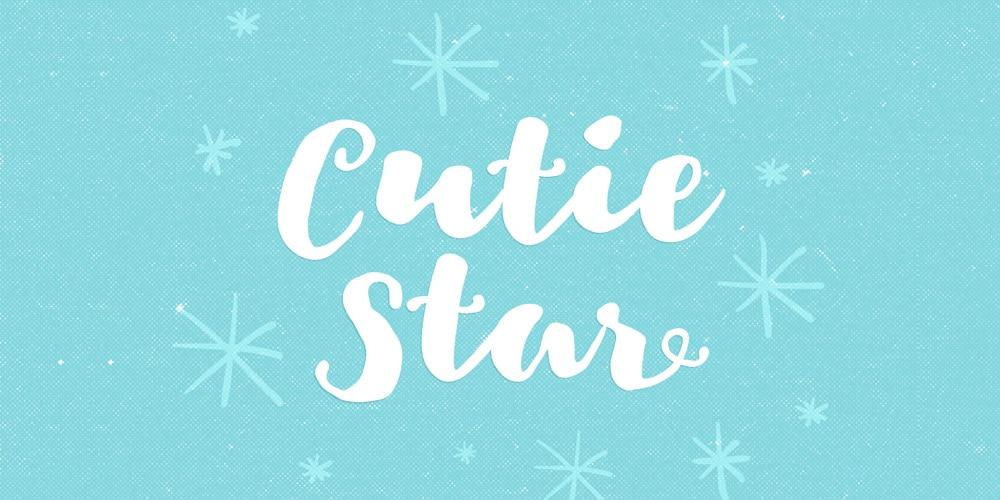 Cutie Star Font