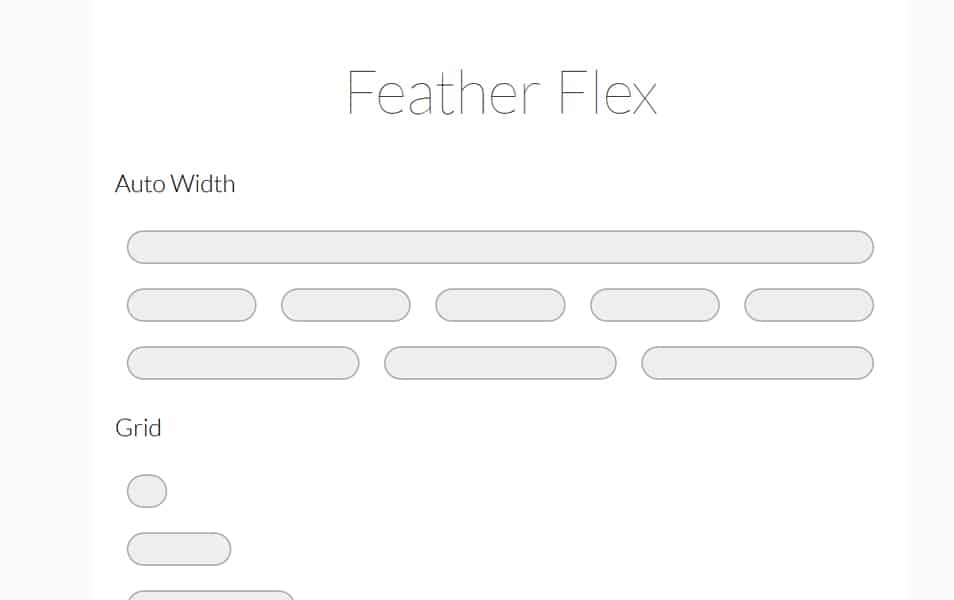 Feather Flex