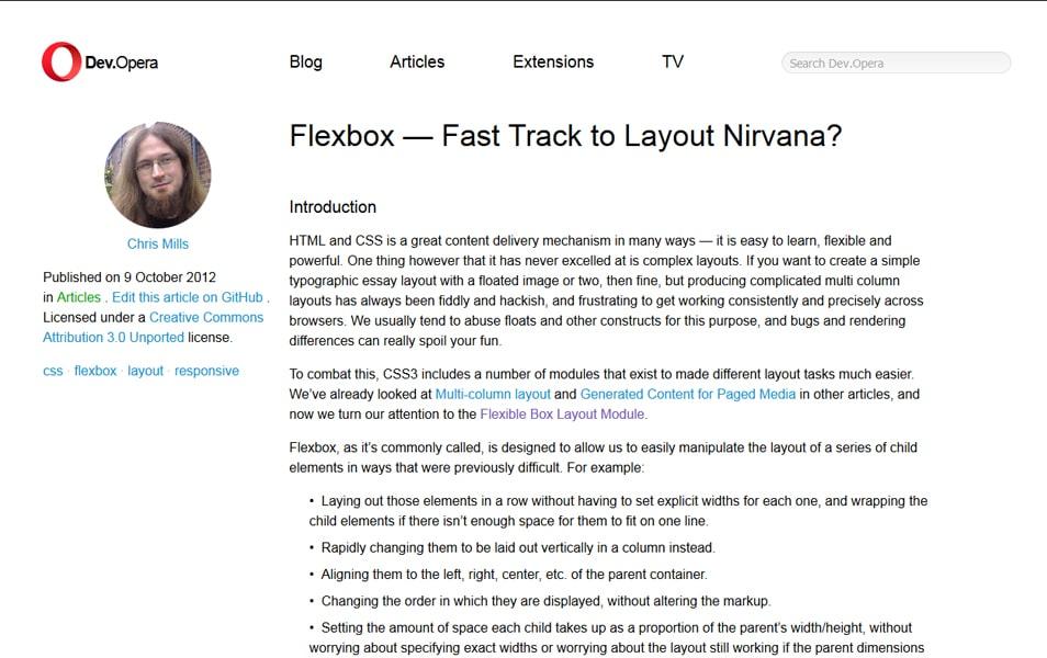 Flexbox — Fast Track to Layout Nirvana