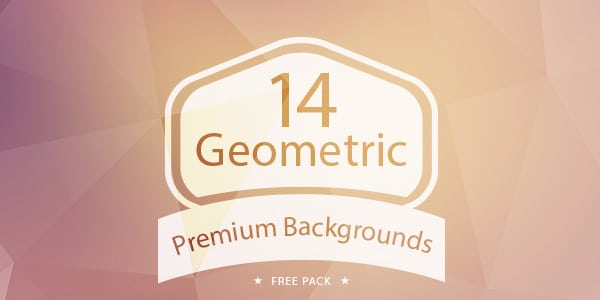 Free Geometric Backgrounds