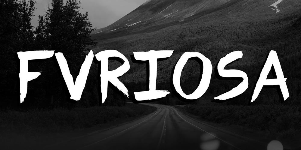 Fvriosa Font