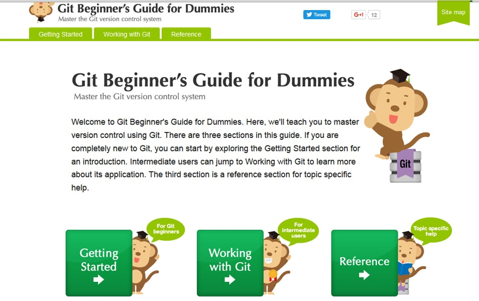 Git Beginner's Guide for Dummies