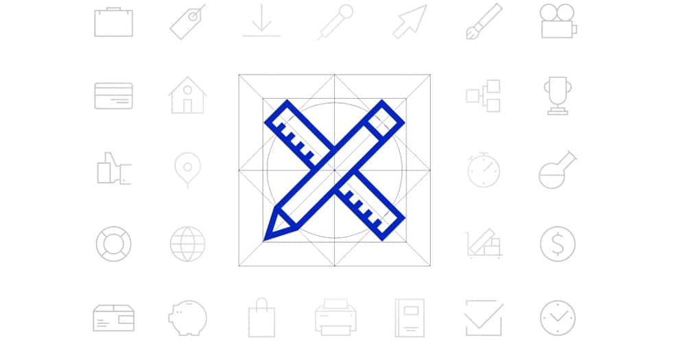 UXPin Free Icon Set