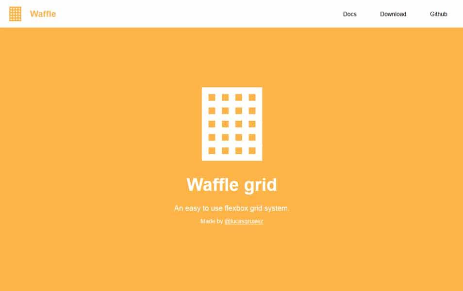 Waffle Grid System