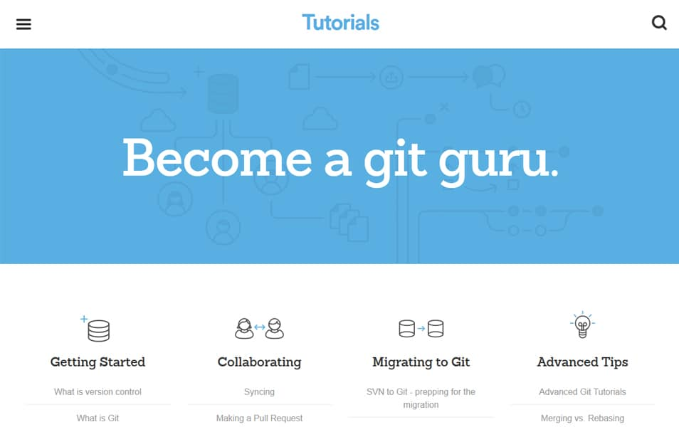 Become a git guru