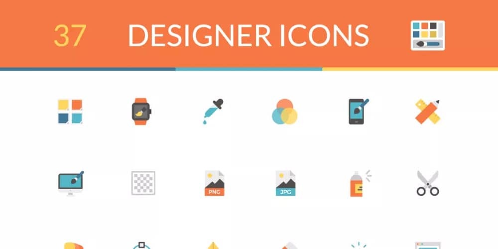Designer Vector Icons