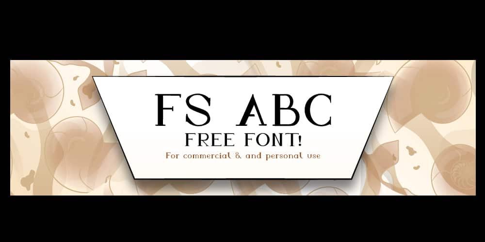 FS ABC Font