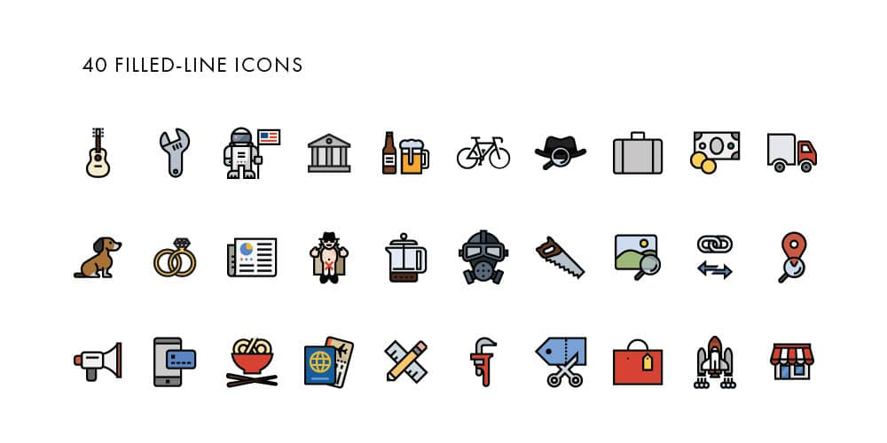Free Icons from VectorIcons