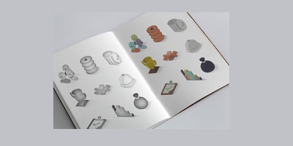 Free-Isometric-Icons