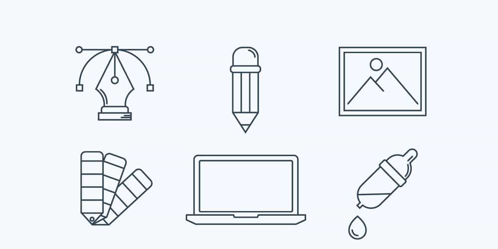 Free-Linear-Graphic-Design-Icons