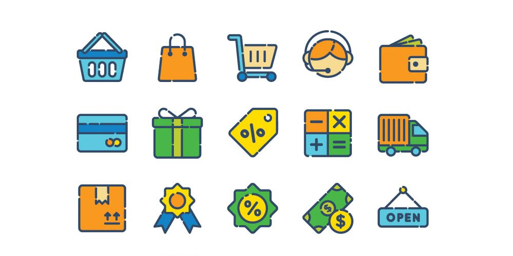 Free-Shopping-Icons