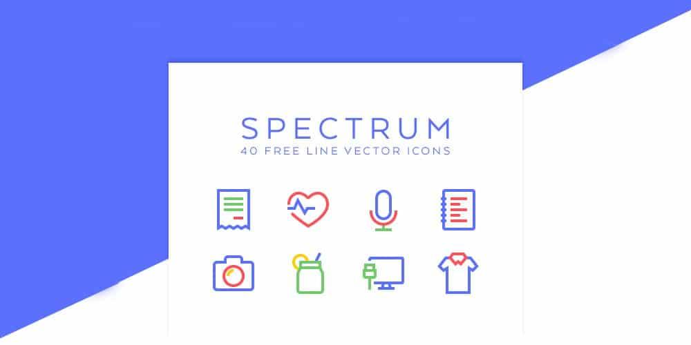 Free-Spectrum-Icons