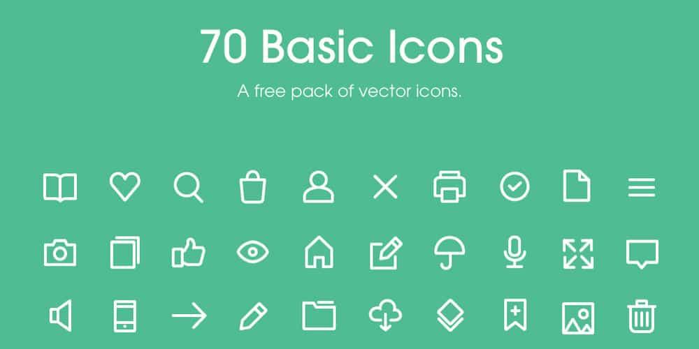 Free-basic-icons