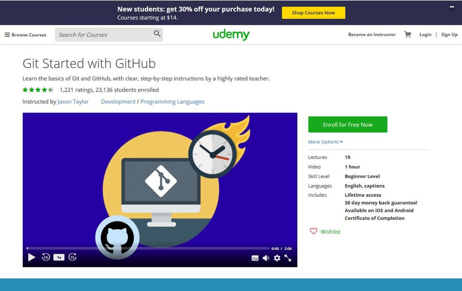 Git Started with GitHub