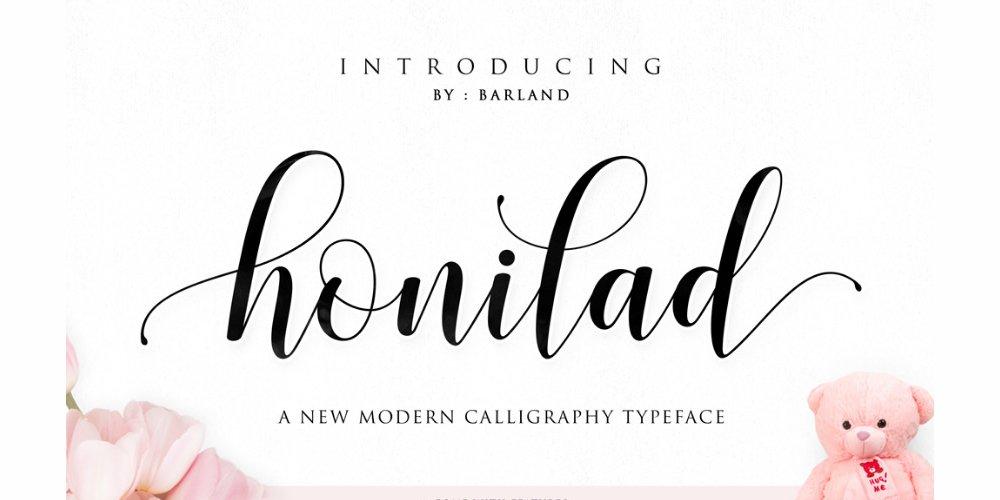 Honilad Script