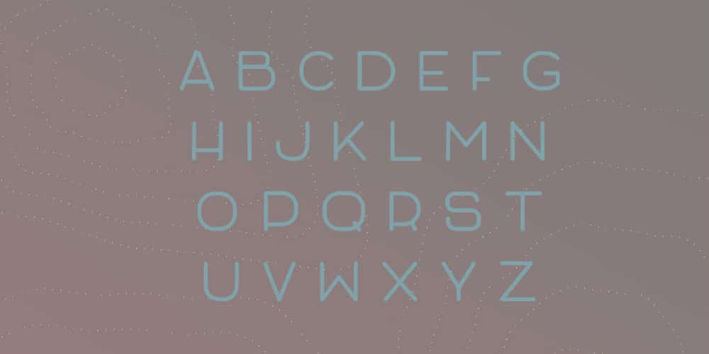 Magnitude Typeface